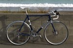 disc brake road bikes, independent fabrication, caffeine racer, road disc brakes