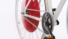 Copenhagen wheel, superpedestrian