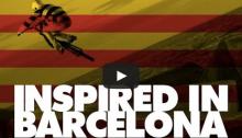 Inspired in Barcelona, Danny MacAskill