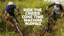kona cinder cone time machine