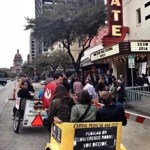 austin pedicab,
